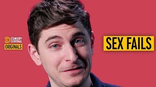 Penis Betrays Virgin for the First Time - Sex Fails (feat. Ryan Beck)