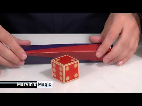 Youtube Video for Marvin's Treasured Magic Tricks