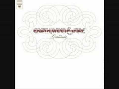 Earth Wind & Fire - Sun Goddess (LIVE)
