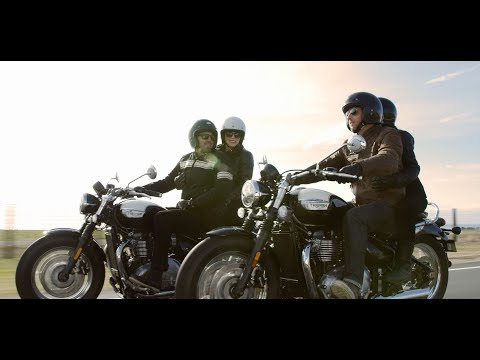 2020 Triumph Bonneville Speedmaster in Shelby Township, Michigan - Video 1