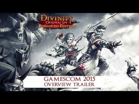 A New Look At The Upcoming Console Version Of Divinity: Original Sin