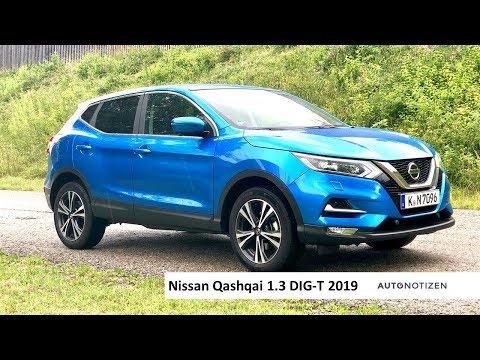 Nissan Qashqai 1.3 DIG-T (160 PS) 2019 Review, Tes, Fahrbericht