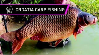 Steve Briggs Carp Fishing In Croatia