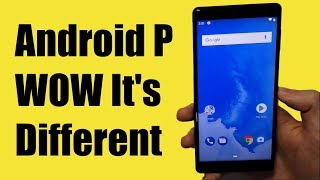 Android P First Beta Features (Sony Xperia XZ2)