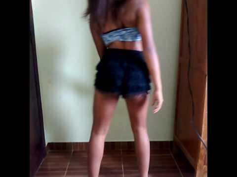 Menina gostosa dançando funk👑👊☝
