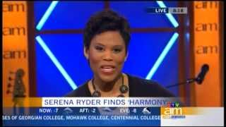 Serena Ryder Interview on Canada AM February 8th 2013