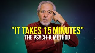 "Rewrite Your MIND (40 Million BitsSecond) | Dr. Bruce Lipton ""It Takes 15 Minutes"""