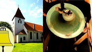 preview picture of video 'Bramstedt Niedersachsen: Glocken der Evangelisch Lutherischen Kirche (Plenum)'