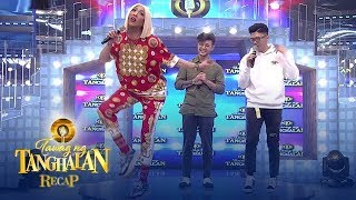 Wackiest moments of hosts and TNT contenders | Tawag Ng Tanghalan Recap | August 16, 2019