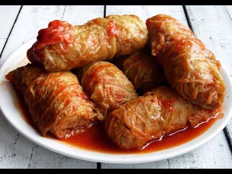 Голубцы от Луча ( Cabbage rolls in tomato sauce )
