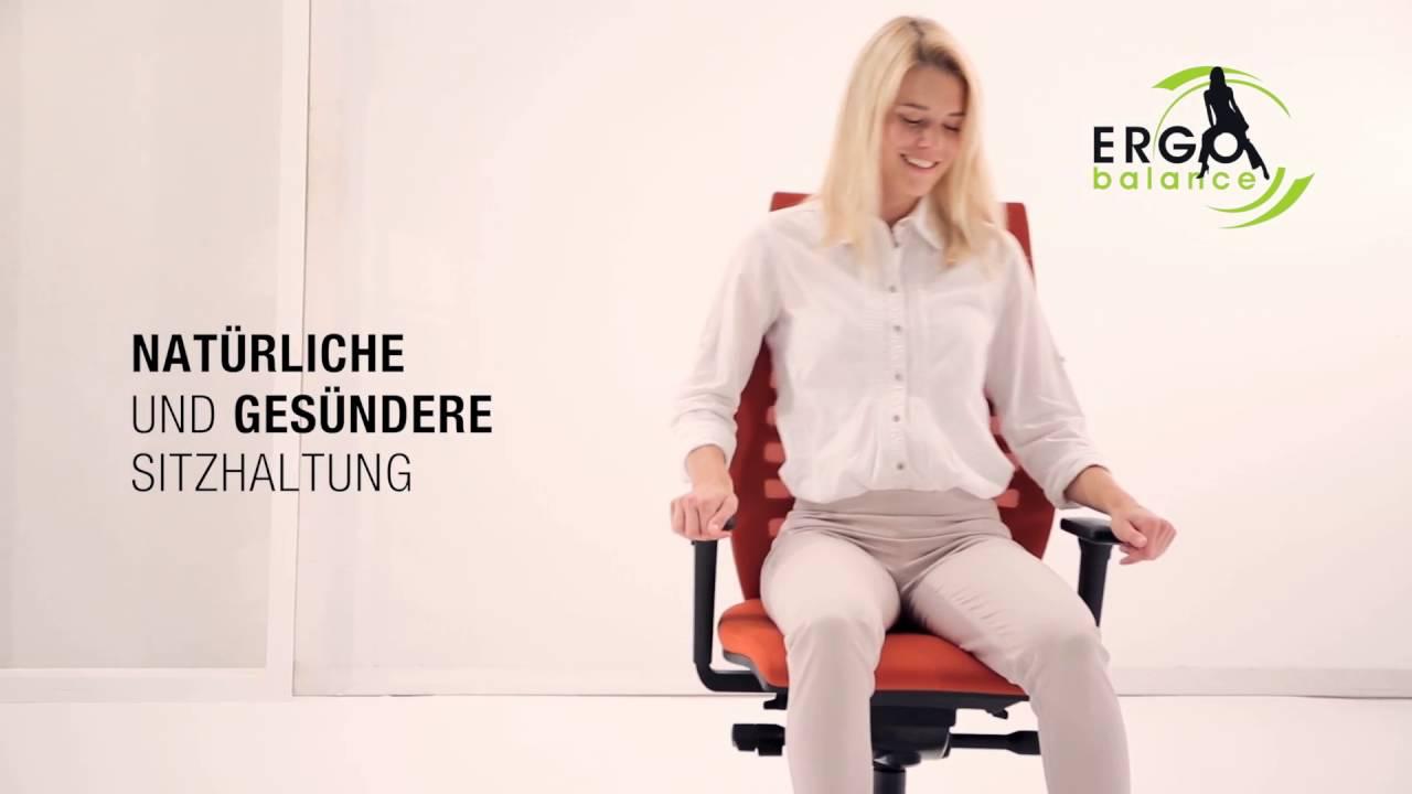 Video zum Ergonomischer Bürostuhl XP