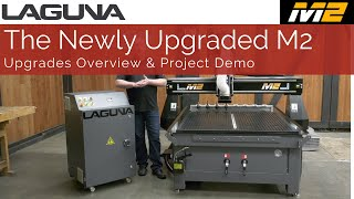 The Best Value CNC Router Just Got Better | Introducing the Newly Upgraded SmartShop M2