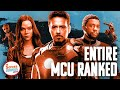 The MCU Ranked (with Avengers: Endgame)   MARVEL REVIEW