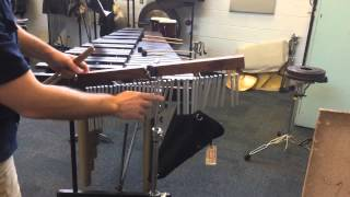 How To Play Bar Chimes - Five Minute Drum Lessons