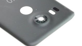 How to Replace LG Nexus 5X Cracked Camera Glass Lens