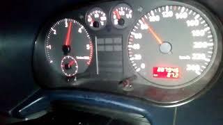 Audi a3  1998 1.9 tdi 150 hp acceleration