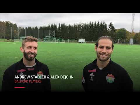Soccer team in Sweden gives world's Kurds something to cheer