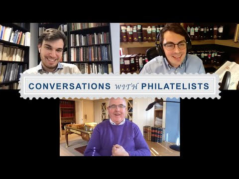 Conversations with Philatelists: Ep. 49: Simon Martin-Redman: On Exhibiting Across the World