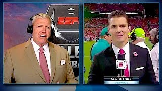 Dipp & Rex: Rich Eisen Reacts to the Announcing on Monday Night Football   9/121/7