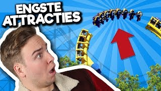 10 ENGSTE ATTRACTIES!