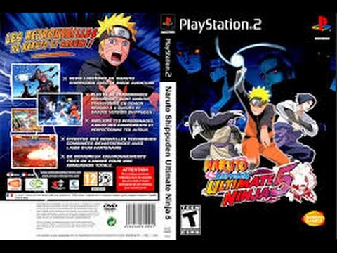 Video Password - cheat NARUTO shippuden ultimate ninja 5