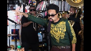 The Roots feat. Bilal: NPR Music Tiny Desk Concert