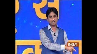 Vande Matram IndiaTV: Kumar Vishwas explains what fake nationalism means?