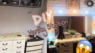 DIY MAKEUP STATION  Bryan Bartolay