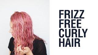 Frizz Free Curly Hair - Hair Romance Good Hair Q&A #24