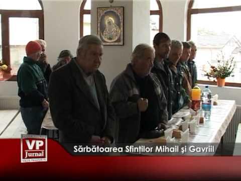 Sărbătoarea Sfinților Mihail și Gavriil