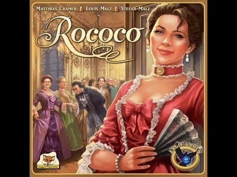 Talkin' Rococo