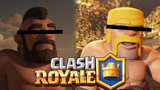 The Dark Side of Clash Royale