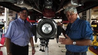Restoration Blog: 1941 American LaFrance Fire Truck - Jay Leno's Garage