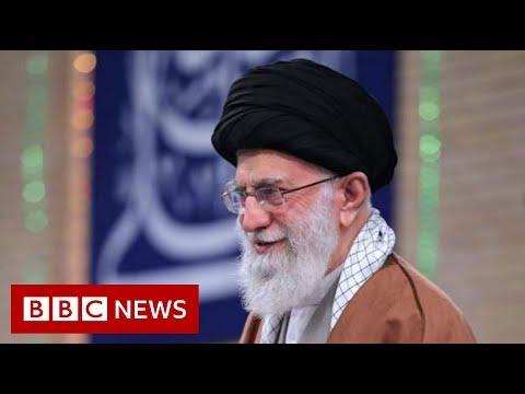 Iran's Supreme Leader: 'We slapped them on the face'  - BBC News