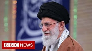 Iran's Supreme Leader: 'We slapped them on the face'  - BBC News