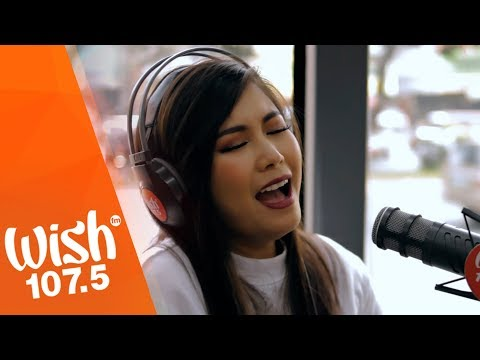 "Yeng Constantino Performs ""Ako Muna"" LIVE On Wish 107.5 Bus"