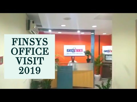 Visit to Finsys ERP - Corporate Office 2019 ( NCR Delhi )