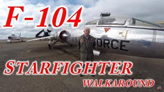 F-104 Starfighter Walkaround