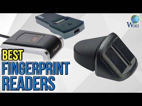 8 Best Fingerprint Readers 2017