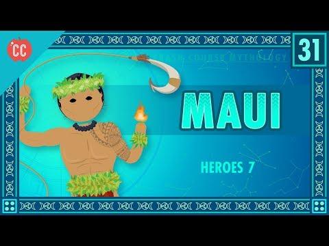 Ma'ui, Oceania's Hero: Crash Course World Mythology #31