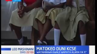 Matokeo duni ya KCSE: Watahiniwa Kwale wapata alama ya 'E'
