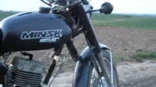 Mój Minsk 125 - Dla Toxa :)