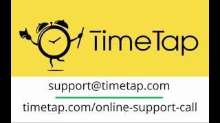 TimeTap video