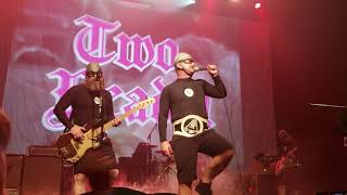 """Cat with Two Heads(Matinee) The Aquabats April 7th 2018 """"The Fury Of The Aquabats"""""""