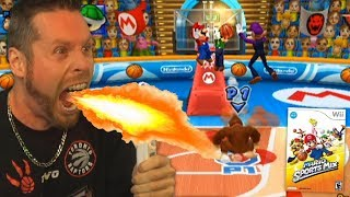 Mario Sports Mix & Basketball Rage