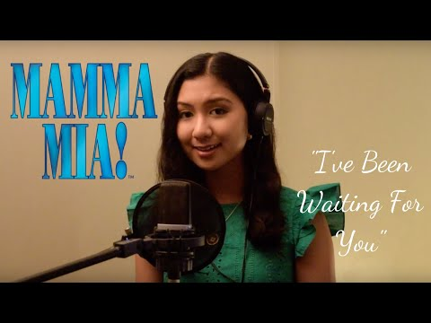 """""""I've Been Waiting For You"""" Mamma Mia Cover"""