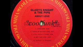 Gladys Knight & The Pips - Taste Of Bitter Love (Soul-Disco-Funk 1980)