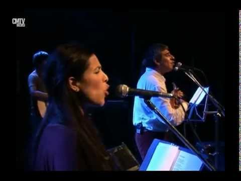 Peteco Carabajal video Alma de Rezabaile (con Roxana Carabajal) - Homenaje a Carlos Carabajal