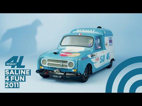 Musique publicité Renault 4 saline 4 fun    Juillet 2021