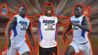 Tyreek Hill Sprinting Highlights | 100m & 200m